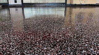 DIY Garage Floor Makeover: Black Epoxy