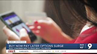 Buy now, pay later options surge during pandemic