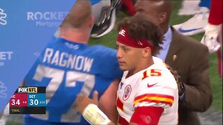 7 Actions Sports live from Ford Field after Lions loss to Chiefs