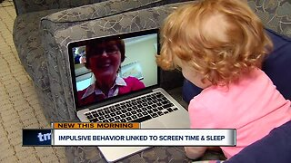 More screen time could lead to bad decisions, study says