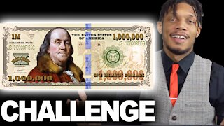 The Million Dollar Challenge (Friday #Shorts)