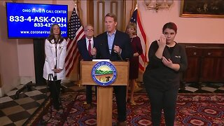 DeWine orders businesses close due to COVID-19 pandemic