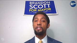 Baltimore Mayoral candidate Brandon Scott on the environment