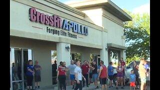 UPDATE: Crossfit gym files lawsuit against Gov. Sisolak, Vegas police