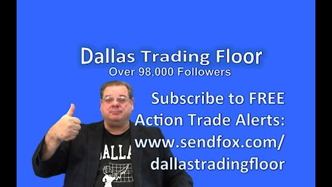 Dallas Trading Floor No 319 - LIVE June 22, 2021