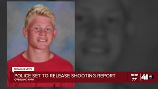 Overland Park to release report in shooting death of John Albers