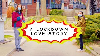 """A Lockdown Love Story (""""If You Wanna"""" by Montythehokage)"""