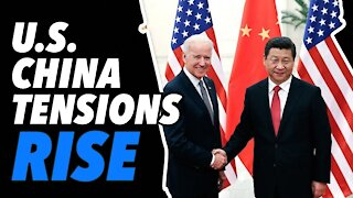 U.S. - China tensions rise after Zurich meeting