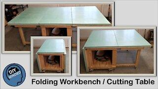 Folding Workbench / Folding Cutting Table