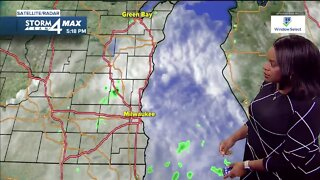 Partly to mostly cloudy skies Saturday