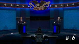 The last Trump-Biden debate