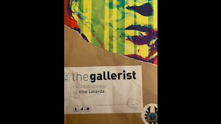 The Gallerist Board Game Review