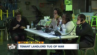 News 5 hosts phone bank with experts who answered your landlord-tenant questions