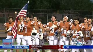 Scores and highlights high school football