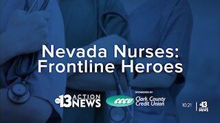 Nevada Nurses: Frontline Heroes