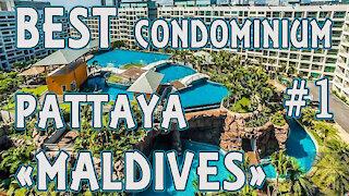 Best condominium Pattaya Thailand #1 Maldives covid 2020