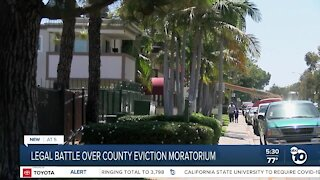 County eviction moratorium ends Aug. 10