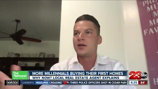 Rebound Kern County: More millennials buying their first homes during pandemic