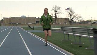 John DeWitt still running after Olympic dream