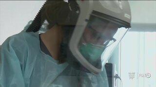 Pandemic driving healthcare worker mental health crisis
