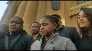 We don't trust white people or white judge, says BLF (VF2)