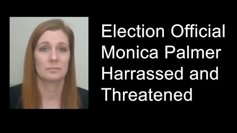 Wayne County Election Official Harassed and Threatened for Refusing to Certify the Election Results