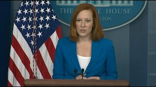 Jen Psaki dodges question about misinformation as a national security threat