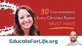 Talking With Your Kids About Jesus - Natasha Crain