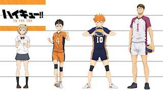 Haikyu!! | Characters Height Comparison