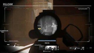COD:Modern Warfare gameplay