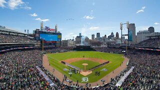 Detroit Tigers will have full capacity at Comerica Park starting Tuesday