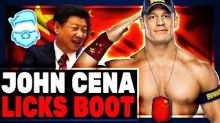 John Cena APOLOGIZES To China & Betrays America, Taiwan & Hong Kong For F9 Movie