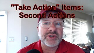 Take Action Items: Second Actions - Free Speech Actions!