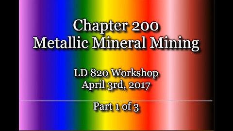 20170403 ENR part 1 of 3 - LD820