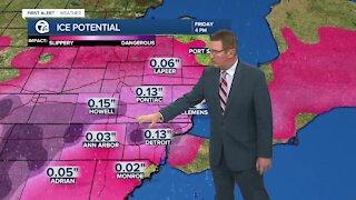 Winter Weather Advisory Friday