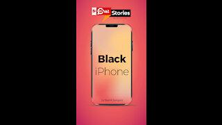 Black iPhone *