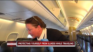 Protecting yourself from illness while traveling