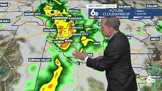 Scott Dorval's Idaho News 6 Forecast