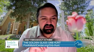 Glass Orb Hunt In Golden // Foothills Art Center