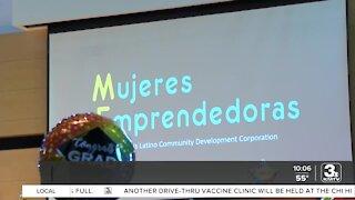 Women Entrepreneurs program at Midlands Latino Community Development Corporation graduates 1st class