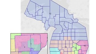 Redistricting Commission comes to Lansing, seeks input on drafted maps