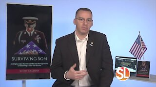 """Army veteran shares compelling story of a combat soldier's loss in new book, """"Surviving Son"""""""