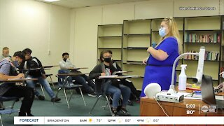 Pinellas County Schools considering mask mandate at special-called board meeting