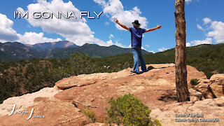 I'M GONNA FLY | JOSEPH JAMES | Official Lyric Video | Updated