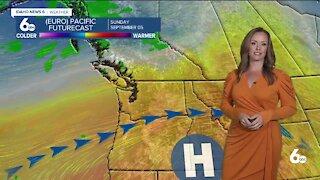 Rachel Garceau's Idaho News 6 forecast 9/2/21