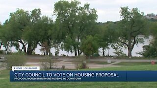 City Council to vote on Housing Proposal
