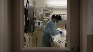 Hospitals Dealing With More COVID-19 Patients