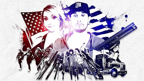 #278   Let's Go Brandon!, Dem 'Infrastructure' Civil War, Guest Owen Benjamin   Matt & Blonde Show