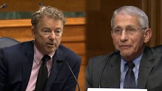 Rand Paul Blast Fauci Over Gain Of Function Research