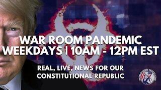 🔴 WATCH LIVE | Patriot News Outlet | War Room Pandemic | 10AM EST | 8/9/2021